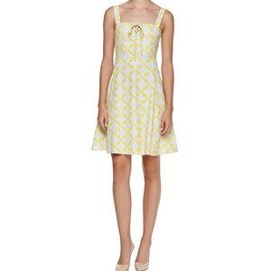 NWT Diane von Furstenberg Corset Dress